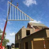 De Cock Renovatie Mechelen houtskeletbouw dakconstructie ecologisch isoleren